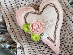 A Little Love with Sizzix | Audrey Pettit's Weblog