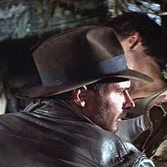 IndyGear.com: Fedora Indiana Jones Fedora, Indiana Jones 1, Steven Spielberg, Harrison Ford, Wedding Tattoos, Obi Wan, Blade Runner, Funny Art, Cute Guys