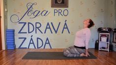 Yoga Videos, Workout Videos, La Formation, Excercise, Back Pain, Healthy Life, Health Fitness, Kids Rugs, Youtube