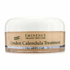 Eminence Linden Calendula Treatment (Dry & Dehydrated Skin) (Tradition Series) - 60ml/2oz by Eminence. Save 48 Off!. $51.78. Size - 60ml/2oz. A rich, intensive multi-action treatment Helps relieve irritation due to dryness, dehydration or sun damage Formulated with Linden & Calendula to deeply nourish skin Blended with Bioflavonoids to firm, enrich & nourish skin Can be used as a night cream or mask Reveals a softer, smoother, brighter & more flexible complexion Perfect for mature, dry, ...