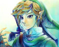 The Legend of Zelda: Skyward Sword - Link