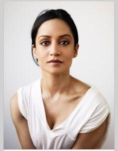 """Kalinda """"The Good Wife"""". Beautiful Archie Panjabi."""