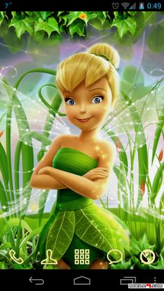 Very cute theme-Tinkerbell Tinkerbell Pictures, Tinkerbell Movies, Tinkerbell And Friends, Tinkerbell Disney, Tinkerbell Fairies, Disney Fairies, Disney Pictures, Disney Magic, Disney Mickey