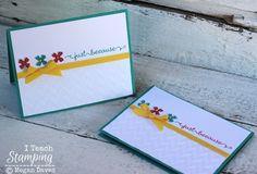 Split Embossing Cards