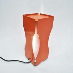 italian lamp with revolving shade of the 1970s