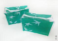 Necessarie plástica personalizada para BNP Paribas Cardif do Brasil