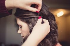 7 Best Pin Back Bangs Images Hair Makeup Hairstyle Ideas Braid Hair