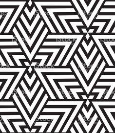 Vector geometric seamless pattern. Modern triangle texture, repe royalty-free stok vektör sanatı