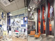 CAMP DAVID / SOCCX flagship store by Susanne Kaiser, Berlin – Germany » Retail Design Blog