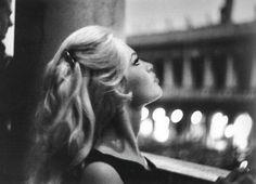Brigitte Bardot by Mario de Biasi Pretty Girls...