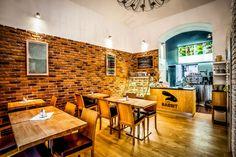 Café Rabbit in Praha, Hlavní město Praha Beautiful Places In The World, Prague, Cas, Rabbit, Culture, Table, Furniture, Home Decor, Bunny