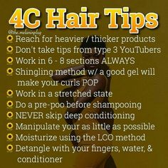 Seven key principles to healthy hair that are now the key concepts for achieving and maintaining beautiful and healthy natural hair. Natural Hair Care Tips, Natural Hair Regimen, Be Natural, Natural Hair Growth, Natural Hair Journey, Natural Hair Styles, Natural Haircare, Natural Oils, 4a Natural Hair