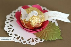 Stampin' Up! Goodie Ferrero Rocher Stempelwiese
