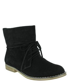 Black Tawannah Boot