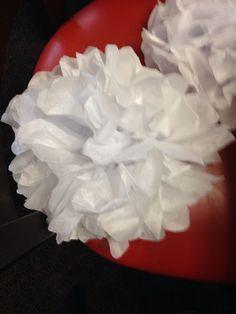 Paper flowers!!