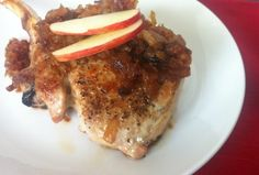 Pork Chops and Apple Compote Recipe Review from Cooking with Coconut Oil - PrimalPal Paelo Diet Blog