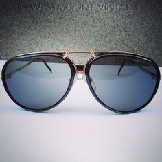 Rare Porsche Design Carrera Sunglasses model by WestmountVintage, $360.00