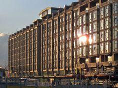 Rotterdam, Netherlands, W. van Tijen & H.A. Maaskant, Groothandelsgebouw 1953 Daar werkte ik bij de firma Oudenaarden