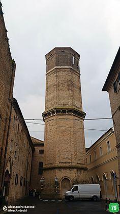 Torre del Passero Solitario #Recanati #Marche #Italia #Viaggio #Viaggiare #AlwaysOnTheRoad