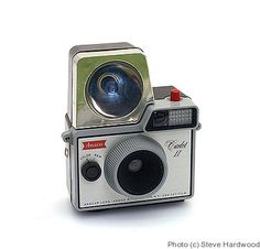 Ansco: Cadet II camera
