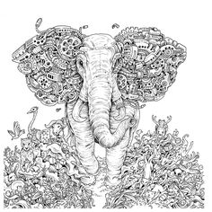 Amazoncom Mythomorphia An Extreme Coloring and Search Challenge