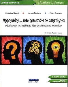 Apprendre une question de stratégies