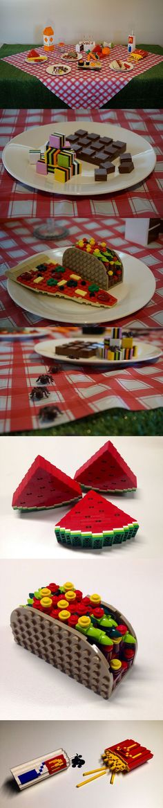 Lego picnic