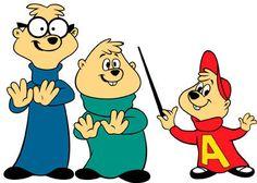 alvin y las ardillas cartoon - Buscar con Google