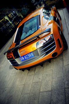 #Audi #AudiR8 #China