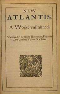Quest of the Ages - Sir Francis Bacon's New Atlantis: Rising. Bacon's connections with Bible. Is it not strange that there is no mention of any connection of Francis Bacon with this work?