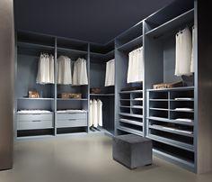 ATLANTE CABINA Walk-in wardrobe by EmmeBi design Pietro Arosio