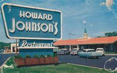 Ho Jo's - If we ever got to eat out, this was the place.