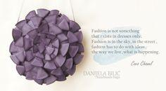 PENELOPE - Danijela Bilic handmade bags
