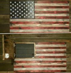 02b43dc5672a Burnt American Red White and Blue Concealment Flag (Standard Size)