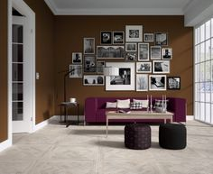Light-wooden-floor-tiled-living-in-white-and-cocoa-