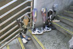 Adaptive Equipment = Opportunity. Photo by: Janice Darlington