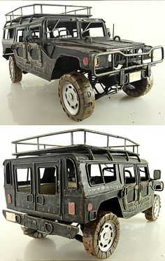 Hummer H1 Tin Model~ big love.