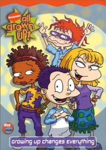 Nickelodeon All Grown Up! Growing Up Changes Everything DVD Tommy Pickles, Rugrats All Grown Up, Watch Full Episodes, Por Tv, Film Serie, 90s Kids, Movies And Tv Shows, Bowser, Smurfs