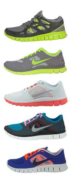 Nike Free Run #Nike #Sports #running #run #laufen