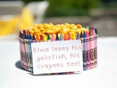 Elmo loves