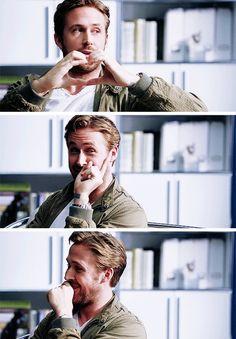 Ryan Gosling ❤️                                                                                                                                                      More