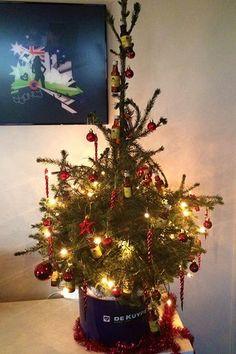 Our very own Mandarine Napoléon Christmas tree.