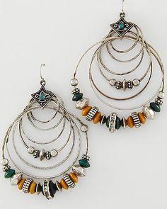 La Gitane Earrings - Boho Inspiration