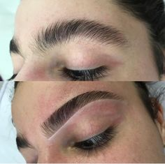 Beautiful Fleeky Eyebrows Arched Eye Brows Per Thick Eyebrow Shapes, Thick Brows, Bold Brows, Eye Brows, Eyebrows Goals, Eyebrows On Fleek, How To Do Eyebrows, Arched Eyebrows, Natural Eyebrows
