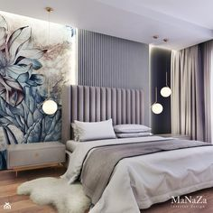 Modern Luxury Bedroom, Master Bedroom Interior, Room Design Bedroom, Luxury Rooms, Bedroom Furniture Design, Home Room Design, Contemporary Bedroom, Luxurious Bedrooms, Home Decor Bedroom