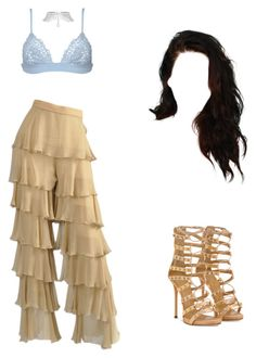 My Kinda Stylee by beautyqueen-927 on Polyvore featuring polyvore fashion style La Perla Chopard clothing
