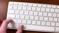 How-to: Screen Capture on a Mac (Print Screen / Screenshot) Basic Keystr...