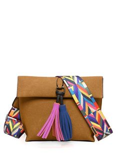 GET $50 NOW | Join Zaful: Get YOUR $50 NOW!http://m.zaful.com/tassels-magnetic-closure-colour-block-crossbody-bag-p_234675.html?seid=4150735zf234675