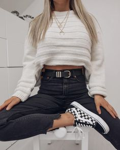 Brand fashion style amber dresses clothes casual outfits ideas for women 2020 denim skirts pencil jackets print dress handbags,jeans coats Amber & Luna Home page Fashion In, Winter Fashion Outfits, Fall Winter Outfits, Teenager Outfits, College Outfits, Outfits For Teens, Cute Casual Outfits, Aesthetic Clothes, Jeans