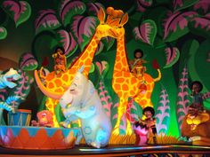 It's a Small World ride at Walt Disney World-My favorite ride ever!!!